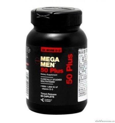 Mega Men 50 Plus, 60 кап.