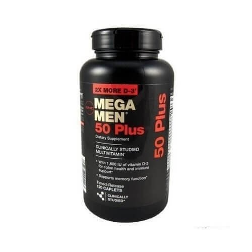 Mega Men 50 plus 120