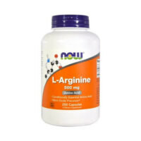 NOW L-Arginine 500 мг 250 капс.
