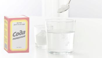 пищевая сода помогает увеличить член