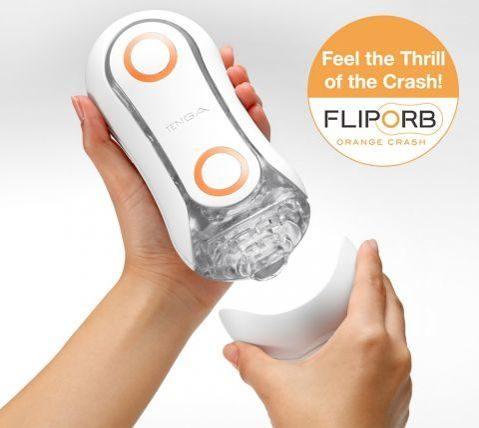 Стимулятор для мужчин Tenga Flip ORB