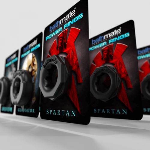 Эрекционное кольцо Spartan Bathmate